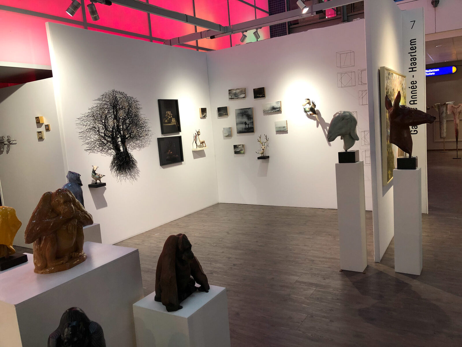First Art Fair 2019, gvv  ''