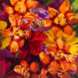 Dina Belga  'Gloeiende herfst'