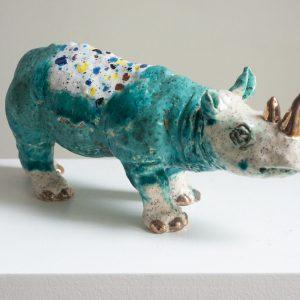 Marijke Gemessy  'Rhino 170502'